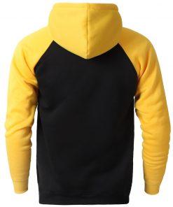 Game Of Thrones Mens Hooded Sweatshirt Not Today Arya Hip Hop Raglan Fleec Sweatshirts Streetwear Man 2