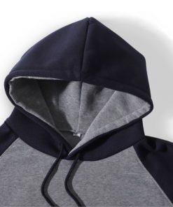 Game Of Thrones Mens Hooded Sweatshirt Not Today Arya Hip Hop Raglan Fleec Sweatshirts Streetwear Man 3