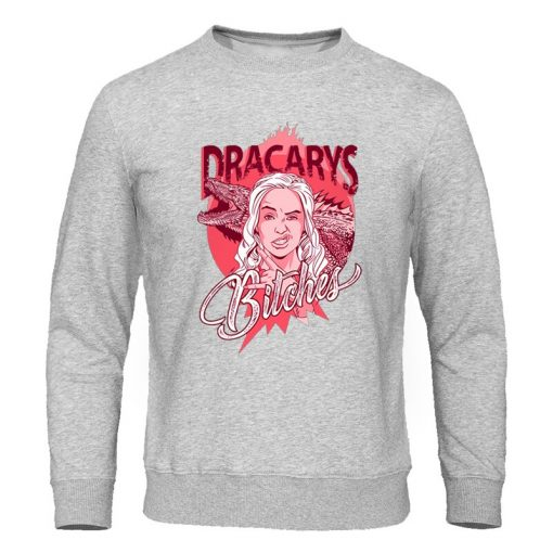 Game of Thrones Men s Fashion Hoodies Dragon Cool Print Sweatshirts Man Warm Spring Autumn Tracksuit 2