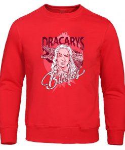 Game of Thrones Men s Fashion Hoodies Dragon Cool Print Sweatshirts Man Warm Spring Autumn Tracksuit 3