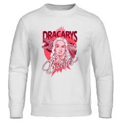 Game of Thrones Men s Fashion Hoodies Dragon Cool Print Sweatshirts Man Warm Spring Autumn Tracksuit 4