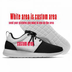 Game of Thrones Stark winter is coming Funny Vogue Sport Running Shoes Lightweight Breathable 3D Printed 5