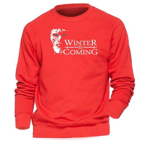 Game of Thrones Sweatshirt Men Winter Is Coming The Night King Hoodies Mens Swaetshirts Crewneck Hoodie 5