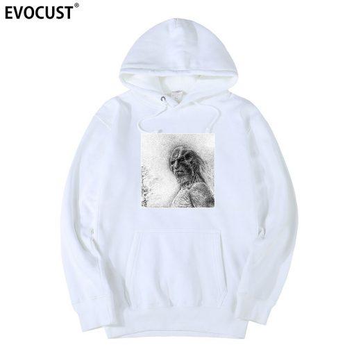 Game of Thrones WHITE WALKER men Hoodies Sweatshirts women unisex Combed Cotton 1