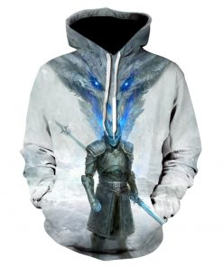 Game of thrones harajuku 3d men s hoodie Spring and autumn thin style hoodie pop Hot 1