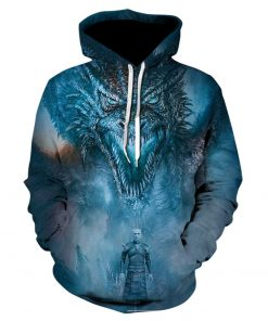 Game of thrones harajuku 3d men s hoodie Spring and autumn thin style hoodie pop Hot 2