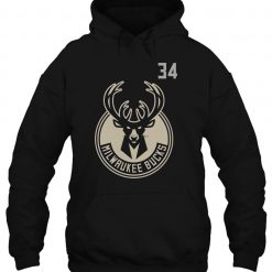 Giannis Antetokounmpo Milwaukee logo Women Streetwear Men Hoodies Sweatshirts scaled