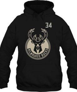 Giannis Antetokounmpo Milwaukee logo Women Streetwear Men Hoodies Sweatshirts scaled