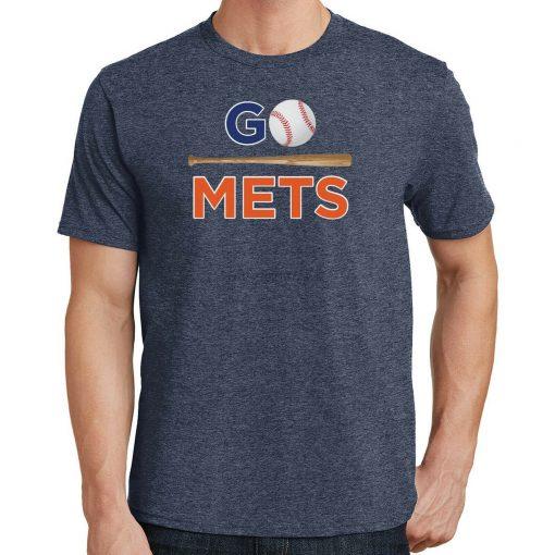 Go Mets T Shirt New York Baseball 2451