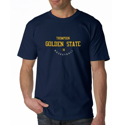 Golden State Warriors 11 Klay Thompson Men s Fans T shirt Women Harajuku Streetwear Funny T