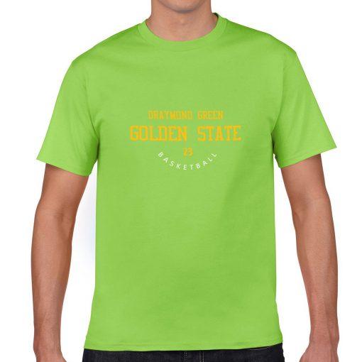 Golden State Warriors 23 Draymond Green Men s Fans T shirt Women Harajuku Streetwear Funny T 1