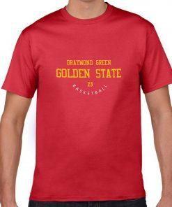Golden State Warriors 23 Draymond Green Men s Fans T shirt Women Harajuku Streetwear Funny T 2