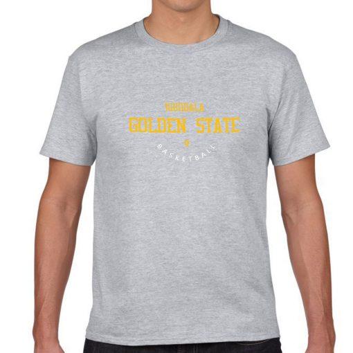 Golden State Warriors 9 Andre Iguodala FMVP Men s Fans T shirt Women Harajuku Streetwear Funny 4
