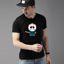 Graphic Friday The 13th tee shirt plus sizes s 102xl Breathable Stand Kawaii homme t shirt 2