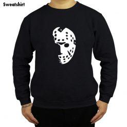 Halloween Hockey Mask men sweatshirt FRIDAY THE 13TH Jason Voorhees Horror Freddy Comfortable hoodies Casual long