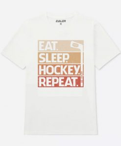 Han Duck Cotton O Neck T Shirts for ice Hockey High quality free shipping Vintage Short 2
