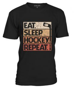 Han Duck Cotton O Neck T Shirts for ice Hockey High quality free shipping Vintage Short
