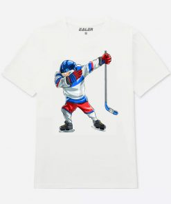 Han Duck Cotton O Neck T Shirts for ice Hockey High quality free shipping Vintage Short 5