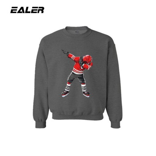 Han Duck hockey sweater with a logo for fans YLS500 1