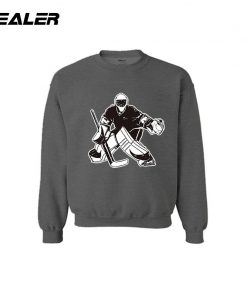 Han Duck hockey sweater with a logo for fans YLS500