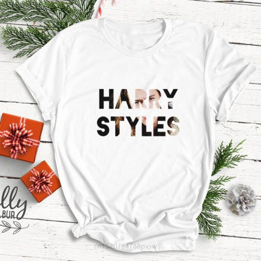 Hip Hop Harry Styles T shirt Fine Line Love on Tour Women treat people with kindness 5