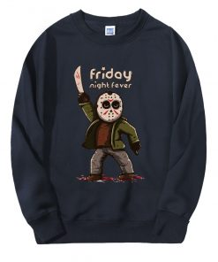 Horror Prison Friday The 13th Hoodie Men Hipster Hooded Streetwear 2019 Autumn Winter Fleece Men s 1