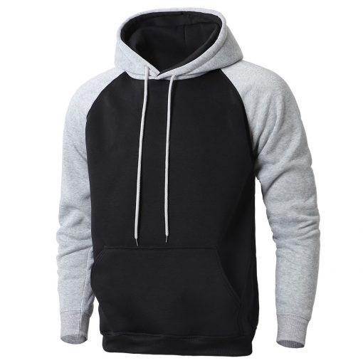 Horror Prison Friday The 13th Mens Sweatshirt Hoodie 2020 Autumn Winter Fleece Hooded Raglan Pullover Male 2