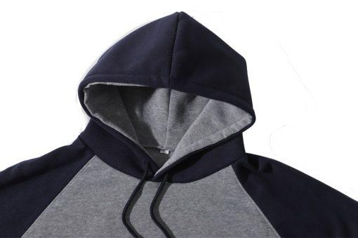 Horror Prison Friday The 13th Mens Sweatshirt Hoodie 2020 Autumn Winter Fleece Hooded Raglan Pullover Male 3