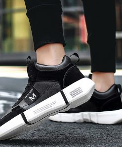 Hot Sale Basketball Shoes Comfortable High Top Gym Training Boots Ankle Boots Outdoor Men Sneakers Athletic 3