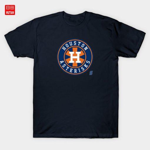 Houston Asterisks T Shirt Asterisks Asterisk Cheaters Cheating Camera Sign Stealing Justin Verlander Astros Houston Baseball 4