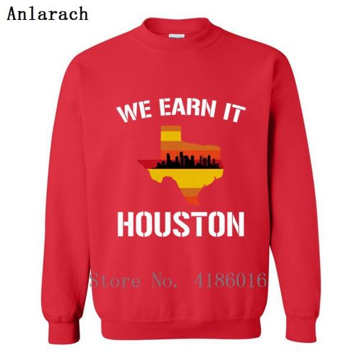 Houston Baseball Throwbacks Retro Astro Stripe Shir Sweatshirt Family Letters Designing Printed Cotton Spring Pullover 4