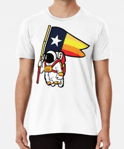 Houston Champ Texas Flag Astronaut Space City t shirt astros astros score astros schedule astros game