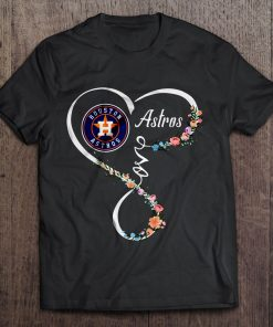 Houston Streetwear Harajuku 100 Cotton Men S Tshirt Astros Love Tshirts