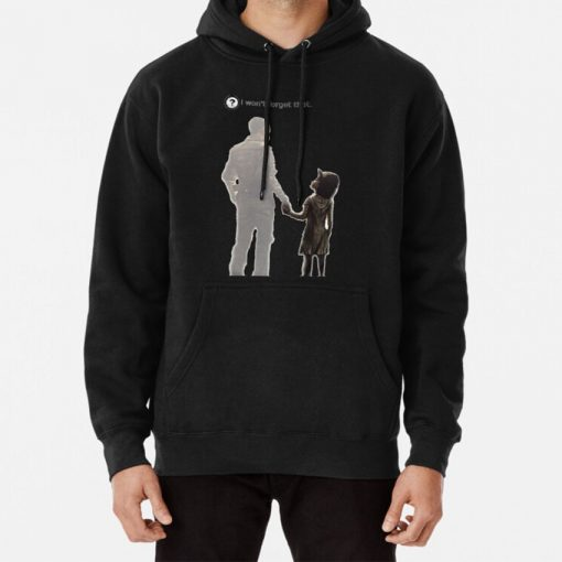 I Won t Forget This Hoodie Twd The Walking Dead Telltale The Walking Dead Game Clementine
