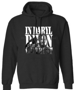 In Daryl Dixon We Trust The Walking Dead TWD Cool Casual pride Mens Neutral Womens Winter