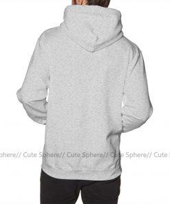 Iron Giant Hoodie Iron Giant Logo Hoodies Winter Long Pullover Hoodie Stylish Loose Grey Cotton Oversize 2