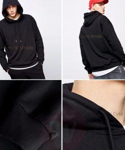 Iron Giant Hoodie Iron Giant Logo Hoodies Winter Long Pullover Hoodie Stylish Loose Grey Cotton Oversize 5