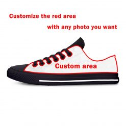 Jason Voorhees Friday the 13th Horror Hot Cool Casual Canvas Shoes Low Top Lightweight Breathable 3D 5 scaled