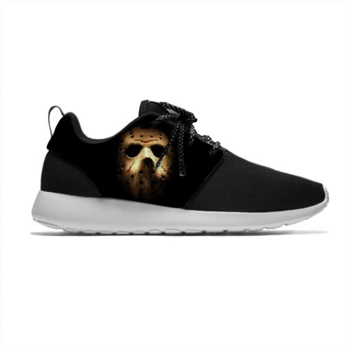 Jason Voorhees Friday the 13th Hot Cool Popular Sport Running Shoes Lightweight Breathable 3D Printed Men