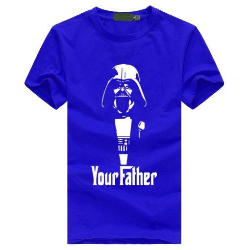 Join The Empire Fashion Star War Men s T Shirts hip hop Yoda Darth Vader fitness 1