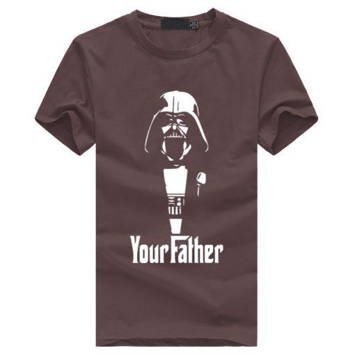 Join The Empire Fashion Star War Men s T Shirts hip hop Yoda Darth Vader fitness 2