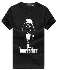 Join The Empire Fashion Star War Men s T Shirts hip hop Yoda Darth Vader fitness