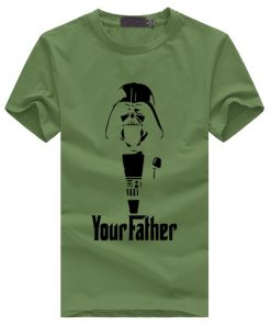 Join The Empire Fashion Star War Men s T Shirts hip hop Yoda Darth Vader fitness 3