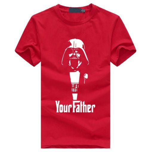 Join The Empire Fashion Star War Men s T Shirts hip hop Yoda Darth Vader fitness 4