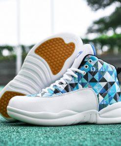Jordan Shoes Men s Basketball Shoes High Top Anti skid Boots Men Women Sports Shoes Basket 1