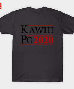 KAWHI PG 2020 T Shirt Clippers Basketball Los Angeles Friends Paul George Support Love Sports Raptors 2