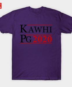 KAWHI PG 2020 T Shirt Clippers Basketball Los Angeles Friends Paul George Support Love Sports Raptors 3