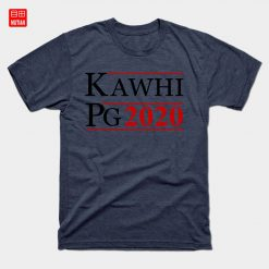 KAWHI PG 2020 T Shirt Clippers Basketball Los Angeles Friends Paul George Support Love Sports Raptors 4