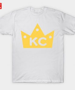 KC Crowned T Shirt Kansas Crown Town Baseball Royals Loyal Fans City Kansas City 1