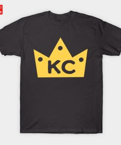 KC Crowned T Shirt Kansas Crown Town Baseball Royals Loyal Fans City Kansas City 2